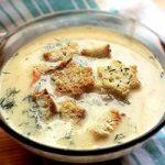 Рецепты овощных супов при панкреатите — выбор овощей, правила готовки