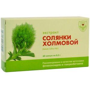 лекарство из холмовой солянки при панкреатите