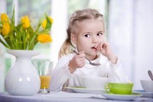 диета при гастрите у ребенка