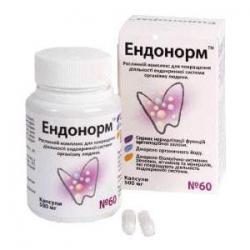 эндонорм для лечения гипертиреоза