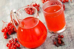 сок из калины при гипертиреозе