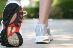 Прогулки в кроссовках