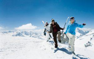 активный отдых зимой от стресса