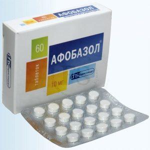 Афобазол