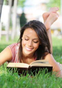 чтение от стресса