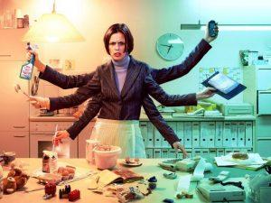 как снять стресс женщине в домашних условиях