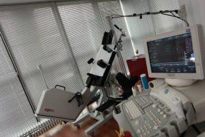 Кабинет стресс для проведения эхокардиографии