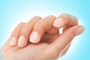 кандидоза ногтей рук