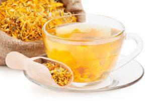 чай колендулы от кандидоза языка