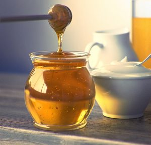 мед от изжоги как принимать