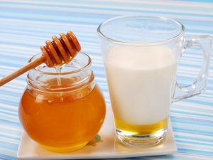 молоко с медом от изжоги