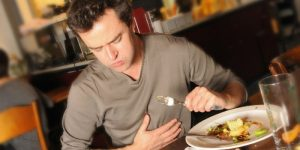 Изжога и отрыжка: причины и лечение
