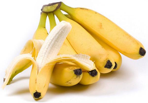 Изжога от бананов