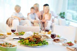 семейный стол