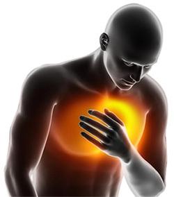 пожар в груди при изжоге