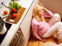 Изжога во время беременности