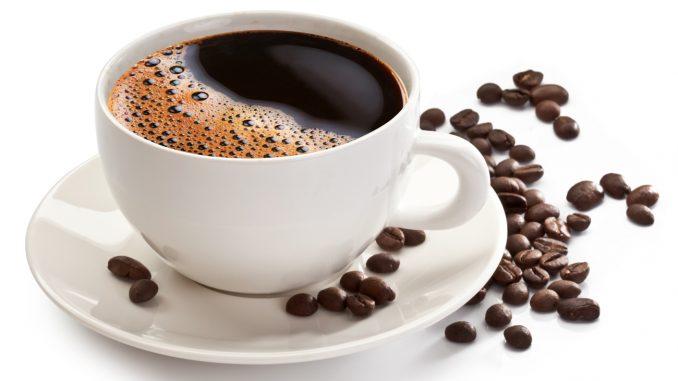 чорный кофе