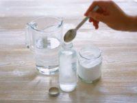 Сода от изжоги — как разводить?