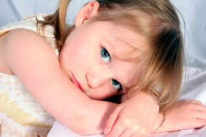 Боли в печени у ребенка