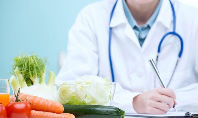 назначение диеты врачом