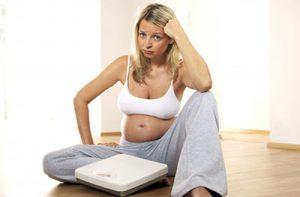 девушка с лишним весом