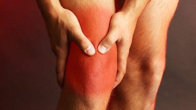 острая боль коленном суставе